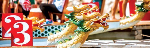 dragon boat racing ozasia