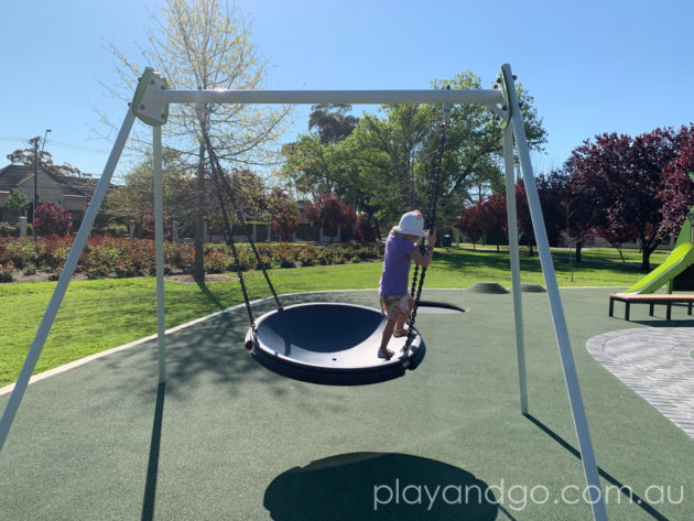 Fergusson Square Playground Upgrade Review by Susannah Marks