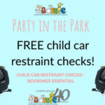 free child car restraint checks