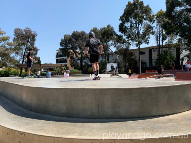Prospect Skate Park Image Credit Susannah Marks