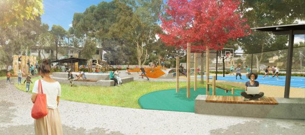 Prospect Skate Park George Whittle Reserve Image Credit JPE Design Studio