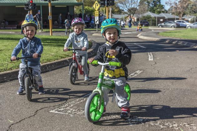 little tikes on bikes