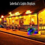 lobethal lights display