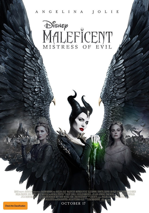 Maleficent Mistress Of Evil Captioned Screening Capri