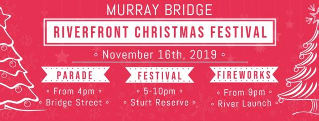 murray bridge christmas festival