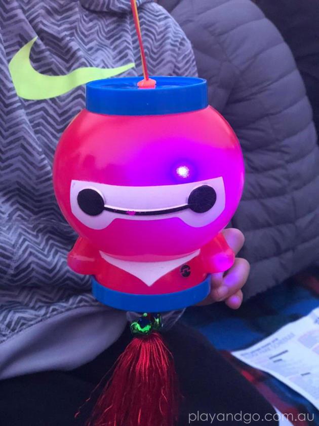 ozasia festival moon lantern parade lamp