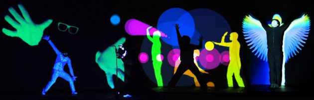 techno circus ozasia festival