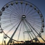 giant ferris wheel glenelg