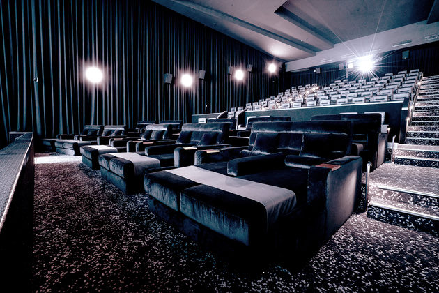 double daybed event cinemas