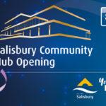 salisbury community hub opening