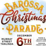 barossa christmas parade