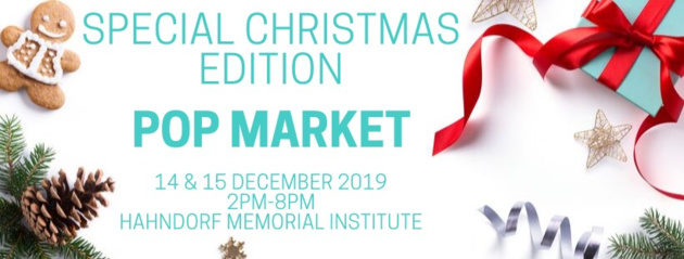 christmas pop market