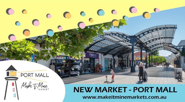 port mall market opening