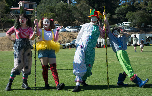 stirling christmas pageant and fair