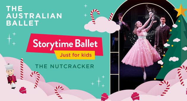 storytime ballet - the nutcracker