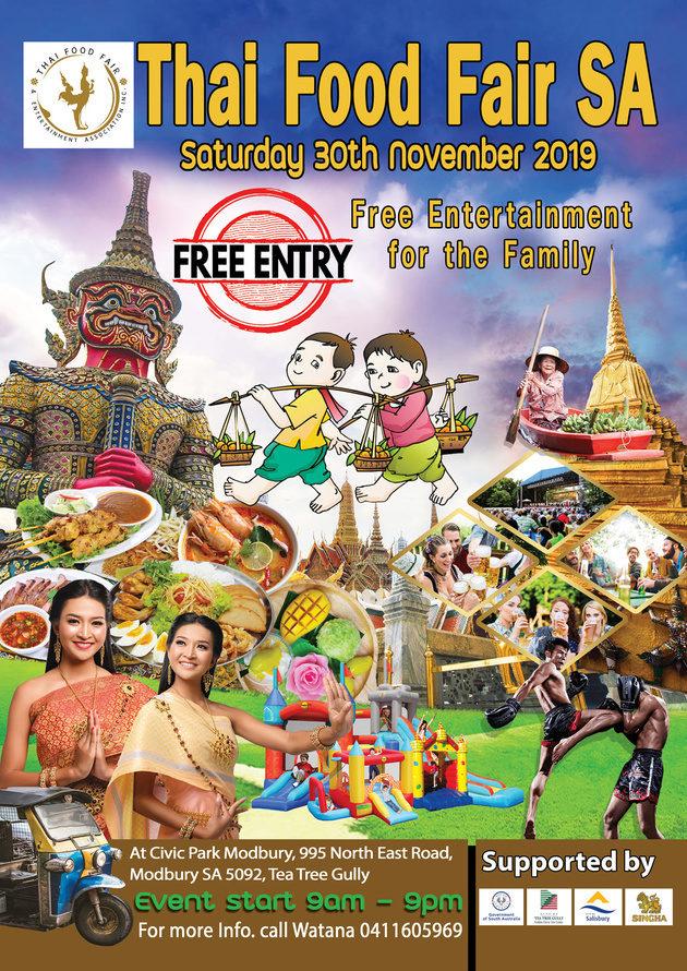 thai food fair