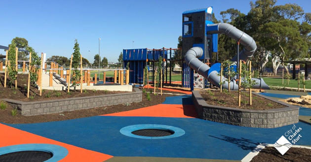 St Clair Recreation Precinct Playspace