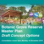 botanic grove reserve