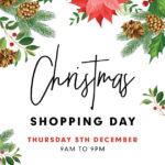 burnside christmas shopping day