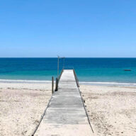 normanville beach jetty