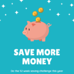 save money 52 week saving challenge