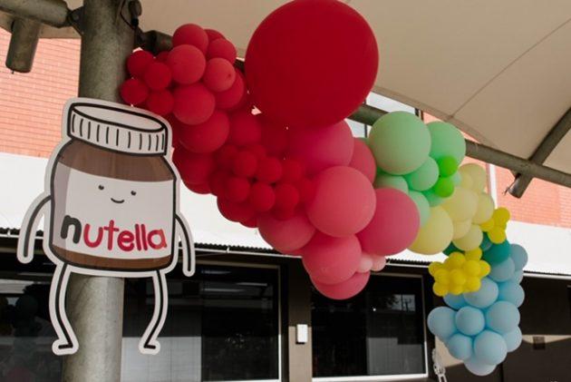 Nutella-Palooza