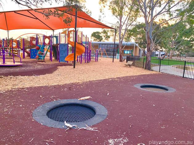 Apex Park Burbridge Rd
