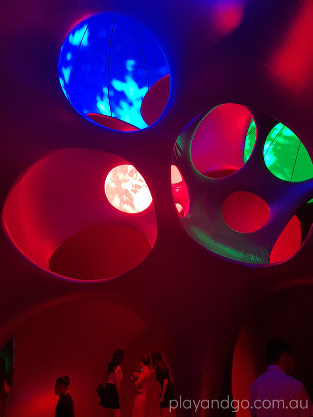 Luminarium Daedalum Adelaide Fringe