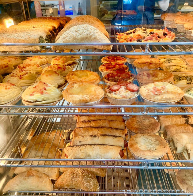 Port Elliot Bakery pies