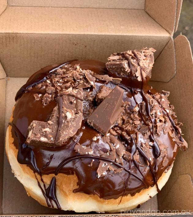Port Elliot Bakery donut