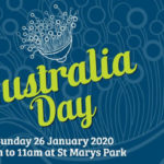 australia day at st marys park