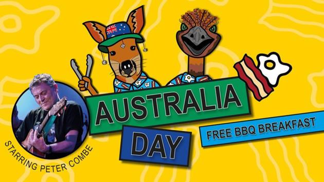 australia day fremont park