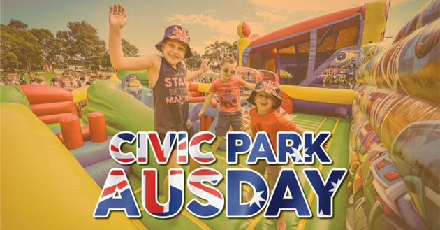 civic park ausday