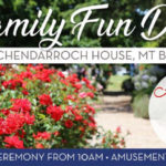 family fun day at auchendarroch house