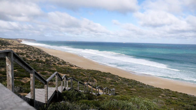 innes national park SA