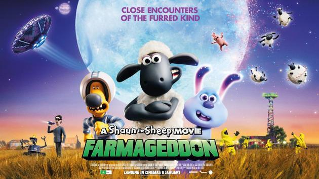 shaun the sheep farmageddon