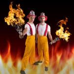 the circus firemen