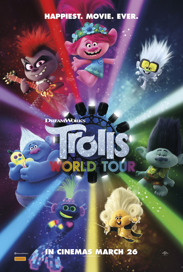 Trolls World Tour In Cinemas 26 Mar 2020 What S On For