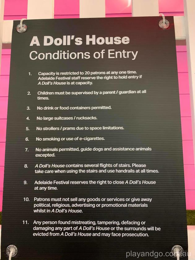dollhouse rundle mall