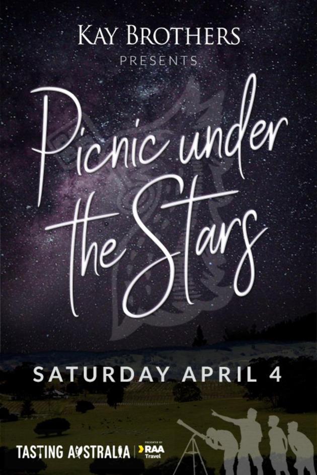 picnic under the stars