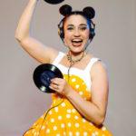monski mouse baby disco