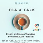 tea and talk