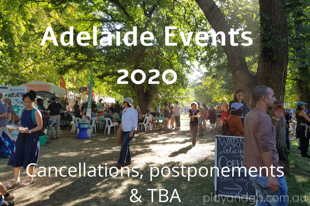 Adelaide Events 2020