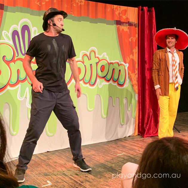 Mr Snot Bottom Adelaide Fringe