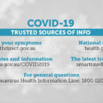 covid 19 trusted sources