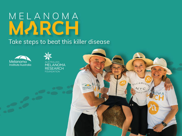 melanoma march