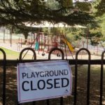 playground closed