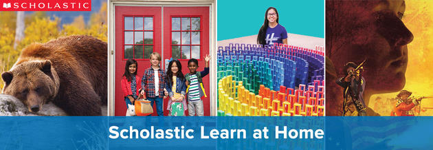 Scholastic Learn At Home Remote Learning Resource For Kindy To