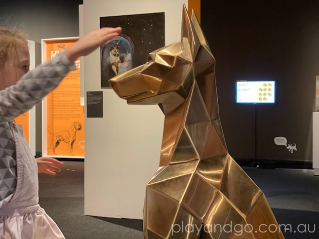 South Australian Museum Dogs Exhibition Review by Susannah Marks