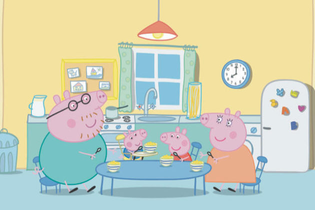 Peppa Pig Family Time